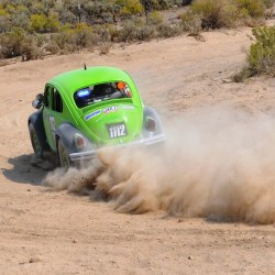 Photo by Amy Fye Photography. The Green Booger, Class 11 Stockbug at the 2013 VORRA USA 500