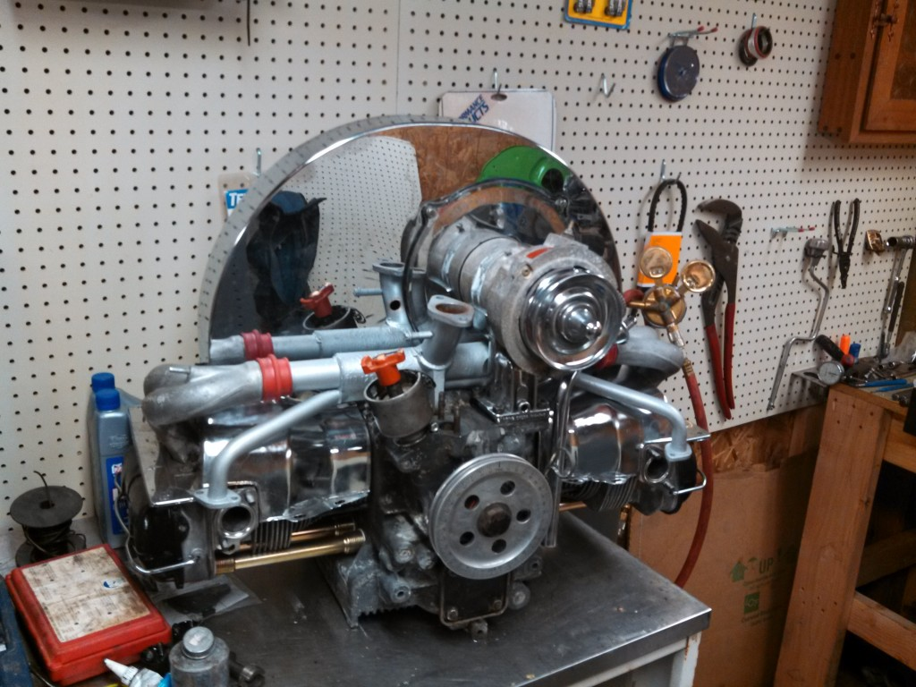 1641cc Baja bug engine